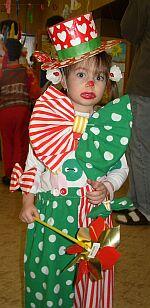 Karnevalové masky pro děti