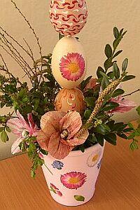Velikonoční aranžmá
