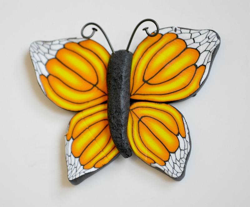 FIMO motýl