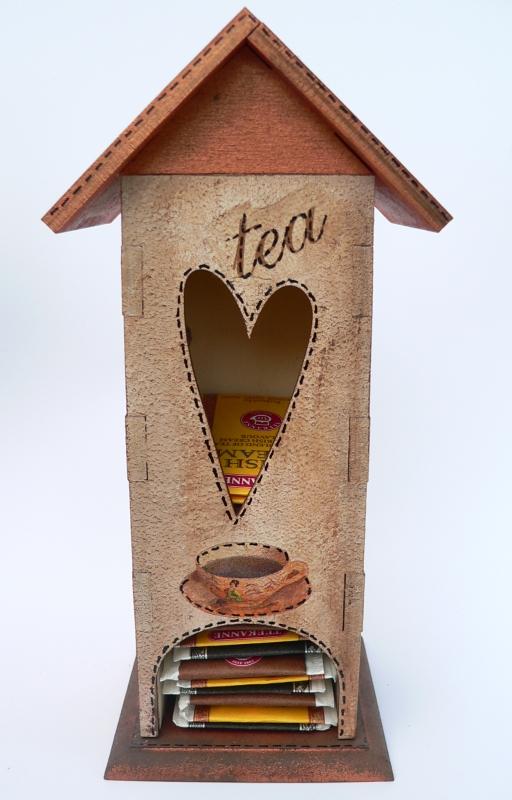 Domeček na čaje