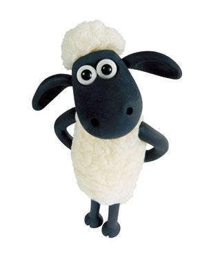 Tričko s ovečkou Shaun