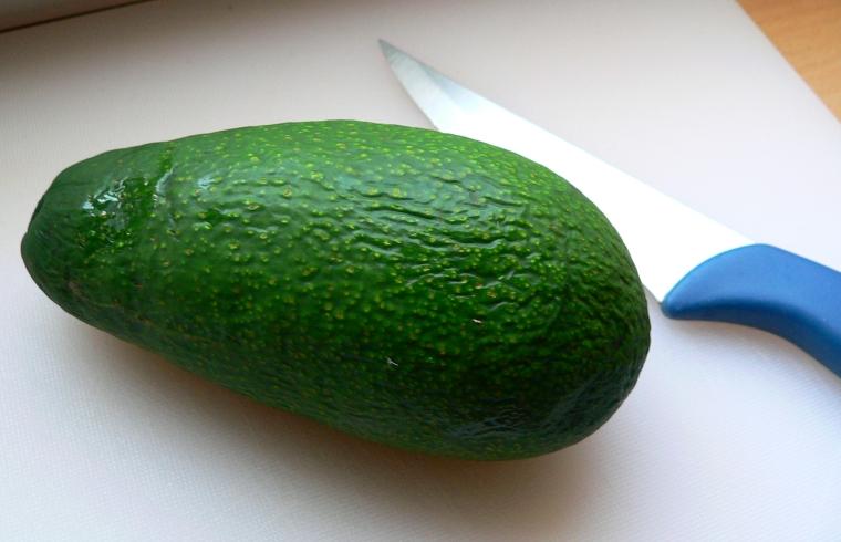 Guacamole podle Pavky