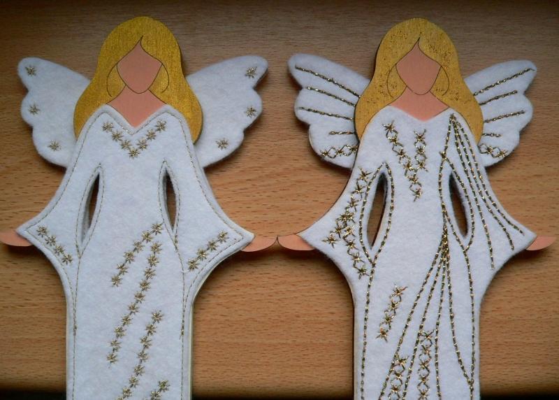 Andělské šaty