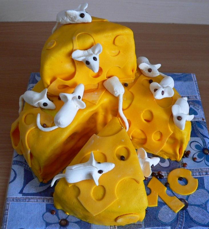 Dort sýr a myšky