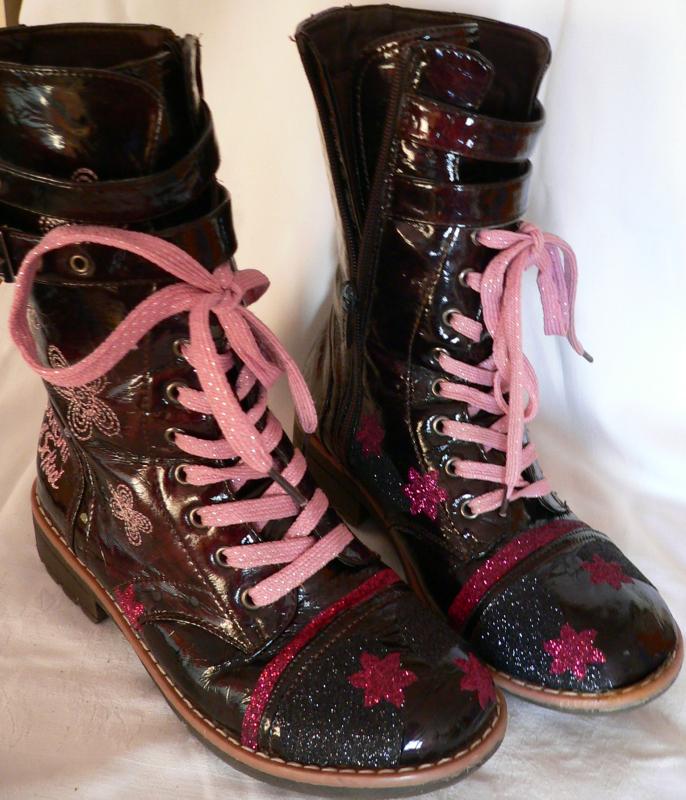 Záplaty na boty