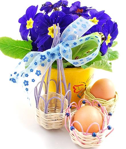 Košíček na vajíčko