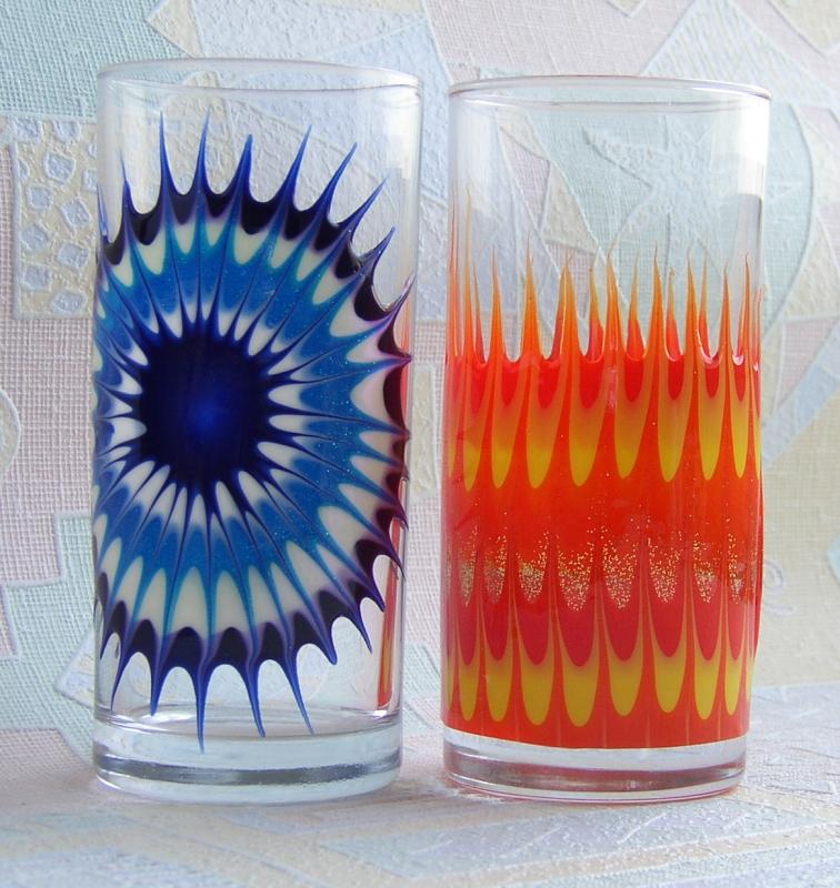 Veselé sklenice