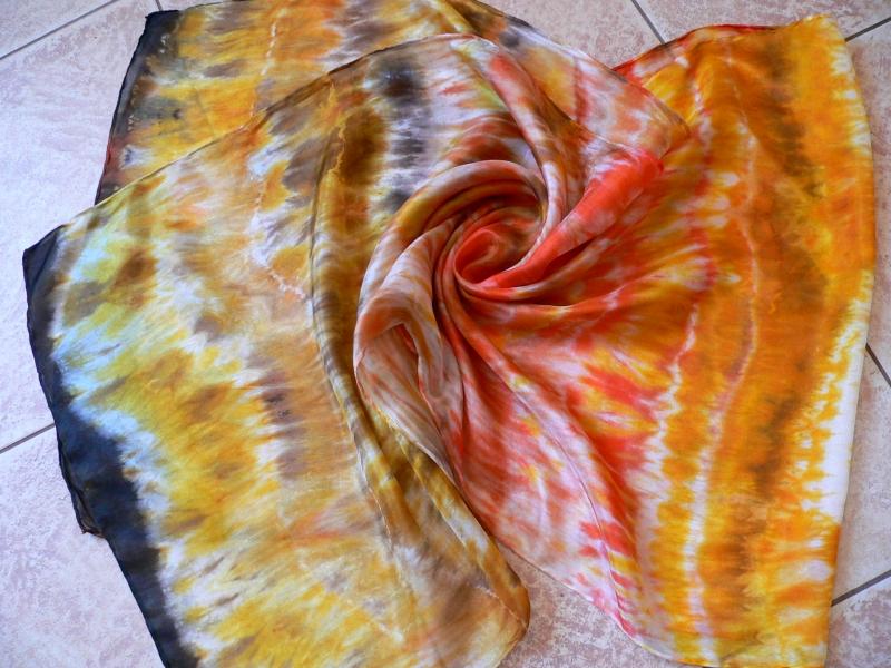 Batika hedvábí v MT