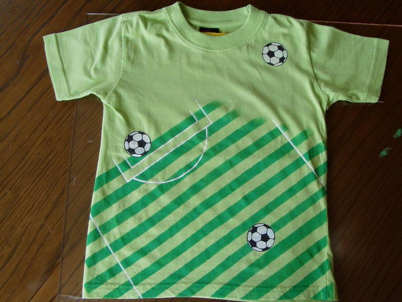 Fotbalové tričko