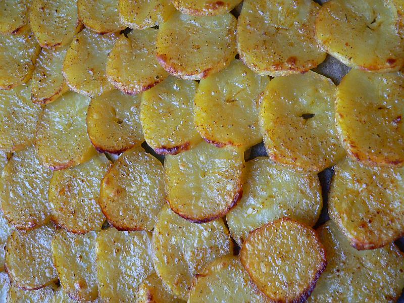 Dukátkové brambory