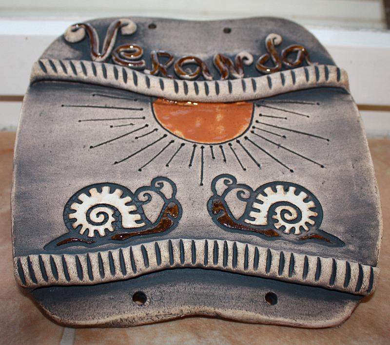 Razítka a keramika