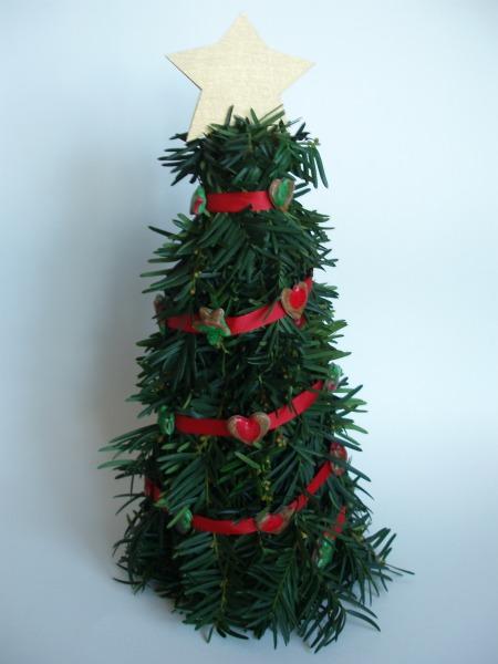Mini vánoční stromeček