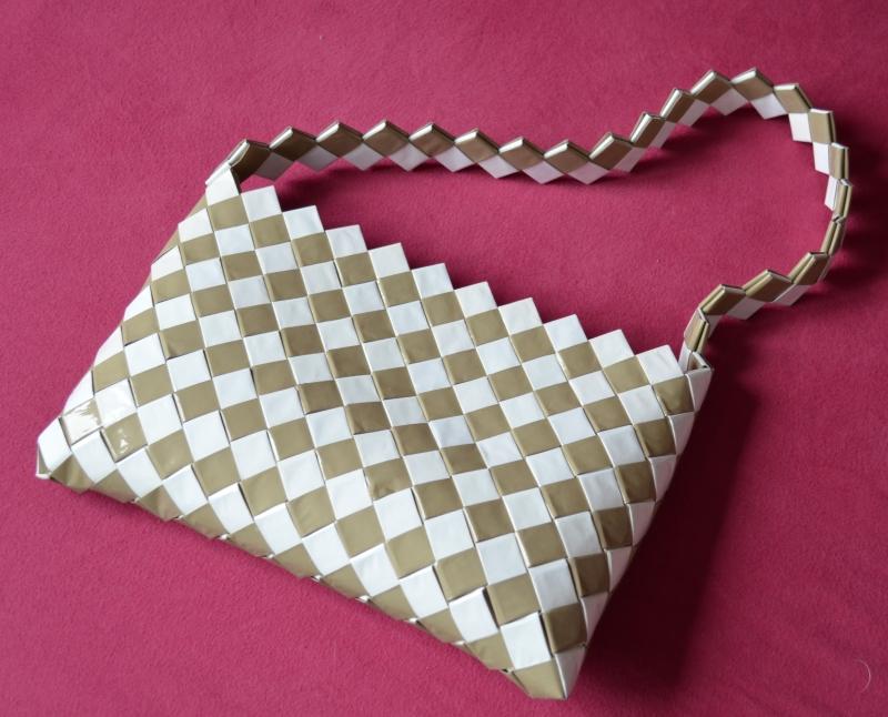 Papírové kabelky CANDY BAG IV.