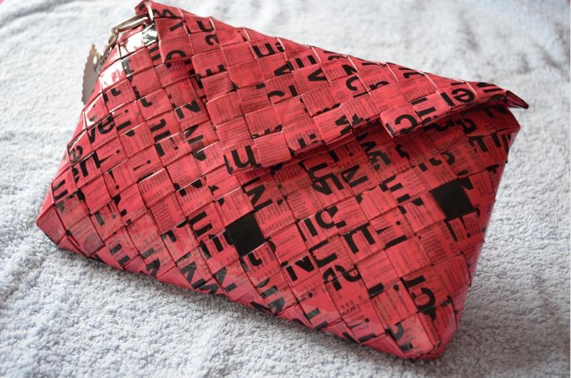 Papírové kabelky CANDY BAG II.