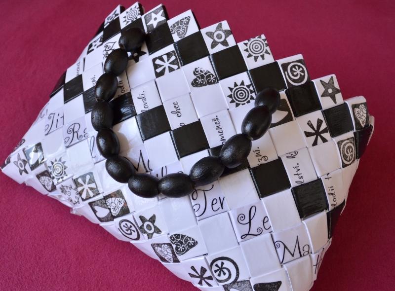 Papírové kabelky CANDY BAG III.
