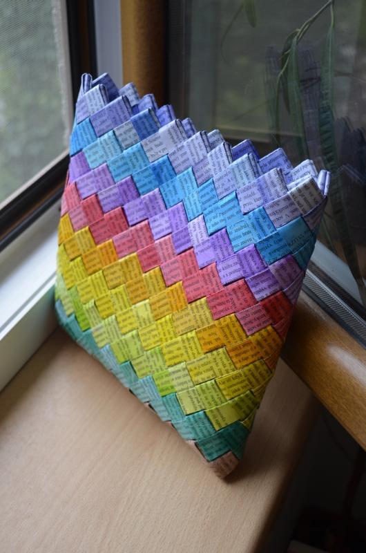 Papírové kabelky CANDY BAG VIII.