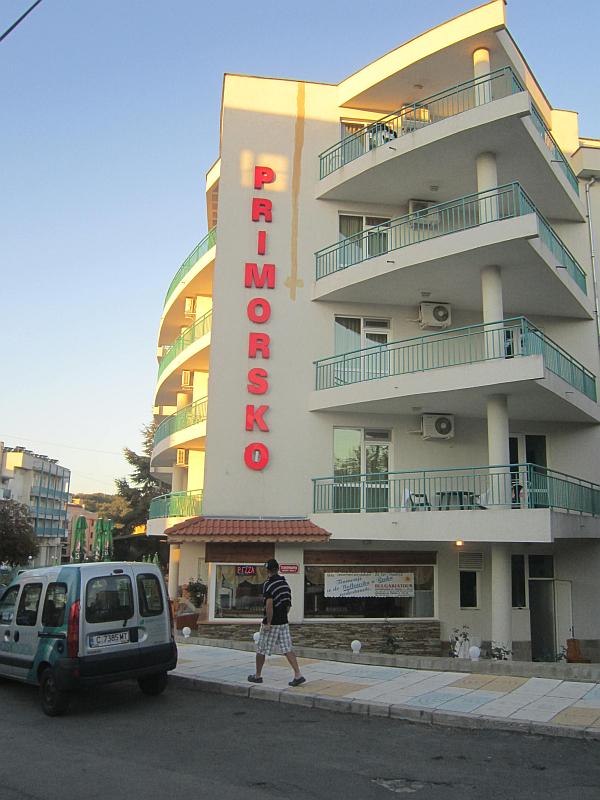Dovolená v Bulharsku – Primorsko