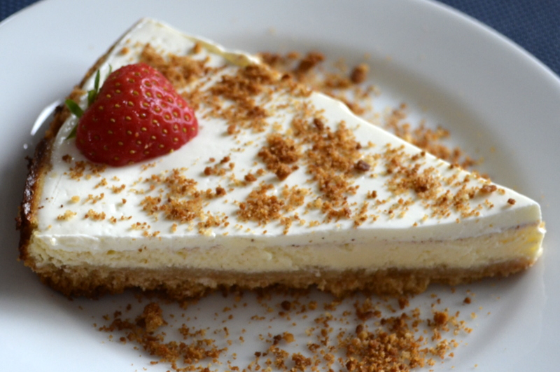 Cheesecake podle Martiny