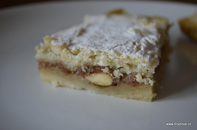 Karlštejnský jablečný koláč