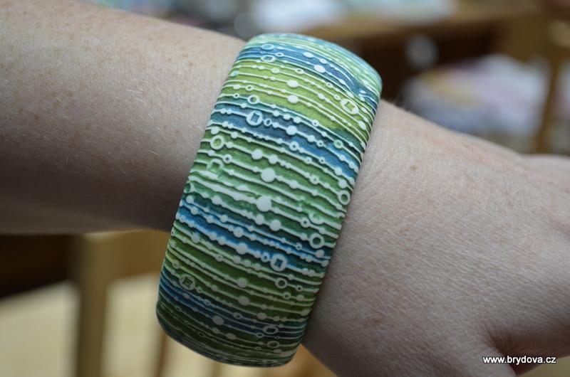 Textury z Oyumaru hmoty