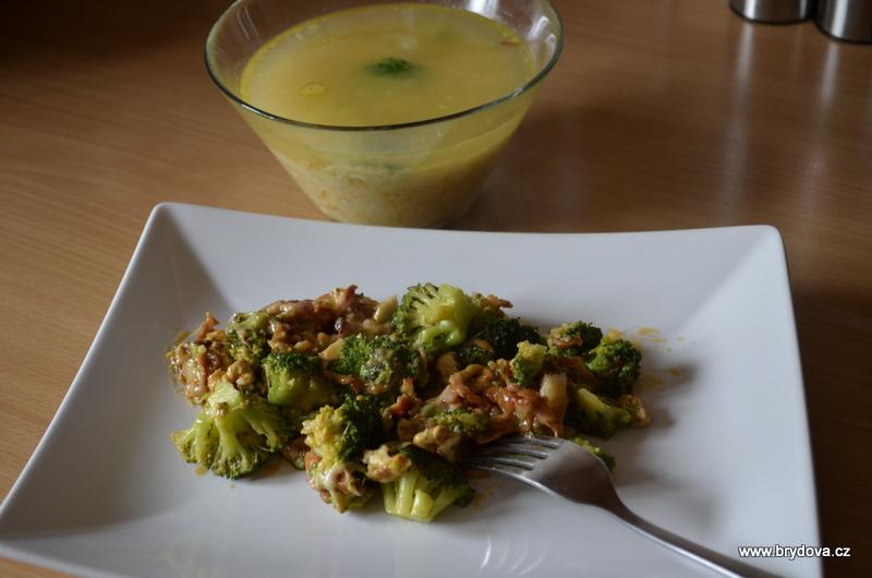 Brokolicové menu