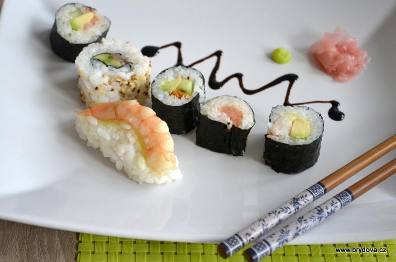 Moje sushi premiéra