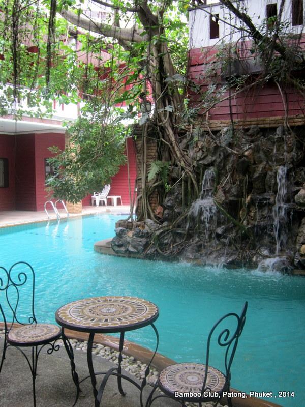 Thajsko – 2.díl – ubytování