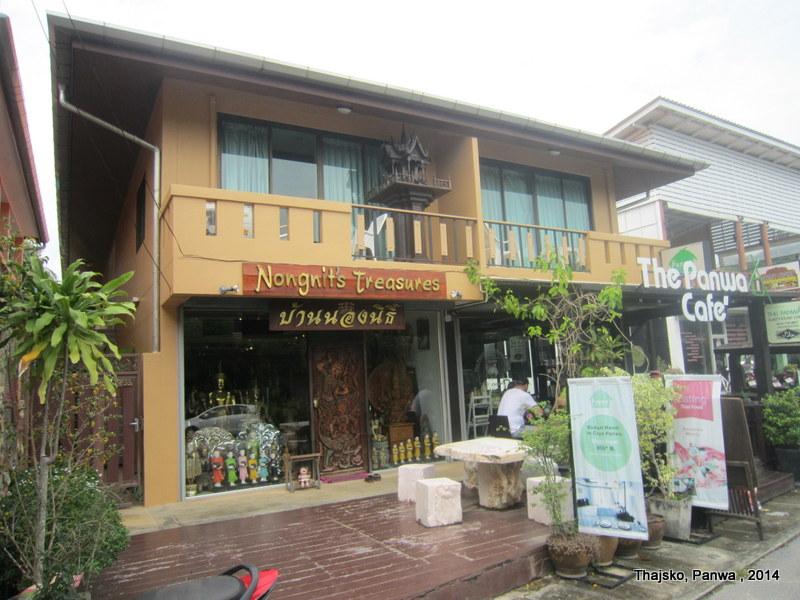 Thajsko – 11.díl – Cape Panwa
