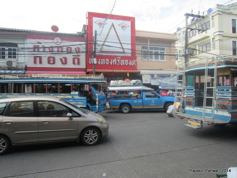 Thajsko – 13.díl – odjezd na Phi Phi