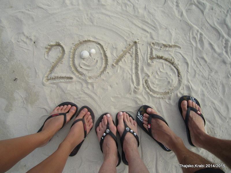 Thajsko – 18.díl – Nový rok na Krabi