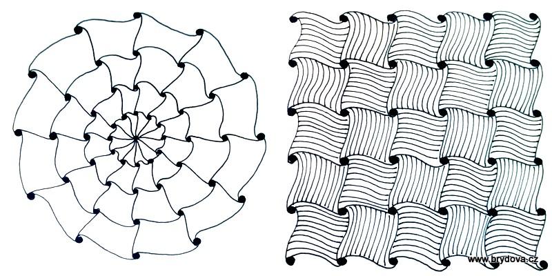 Zentangle – Cadent