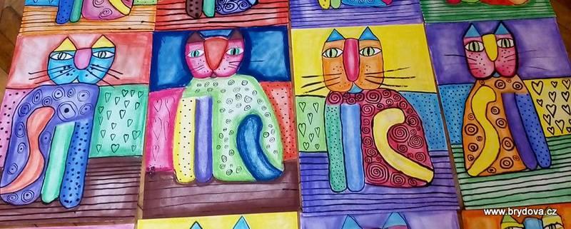 Kočky paní učitelky Irenky
