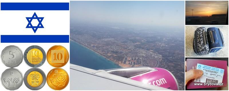 Izrael – cesta začíná na letišti