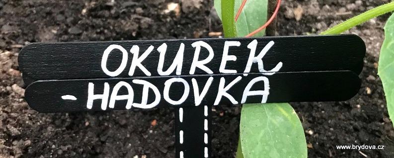 Zahradní jmenovky