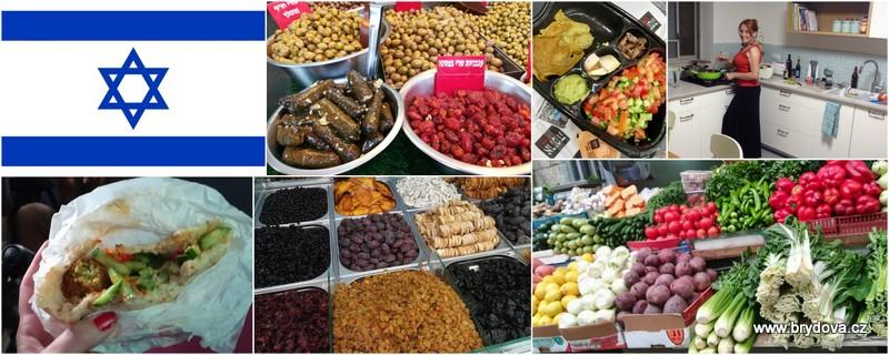Izrael – jídlo