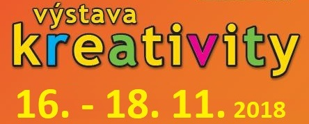 Výstava Kreativity – podzim 2018