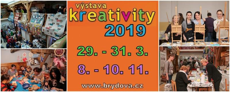 Výstava Krativity v Praze – Dubči 2019 a 2020
