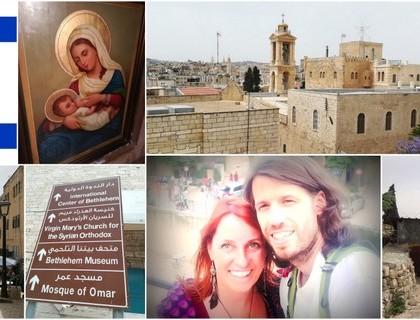 Izrael – Půjdem spolu do Betléma