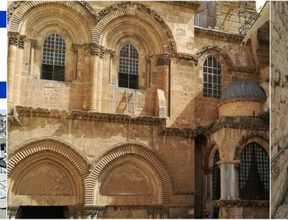 Izrael – drobničky z Jeruzaléma