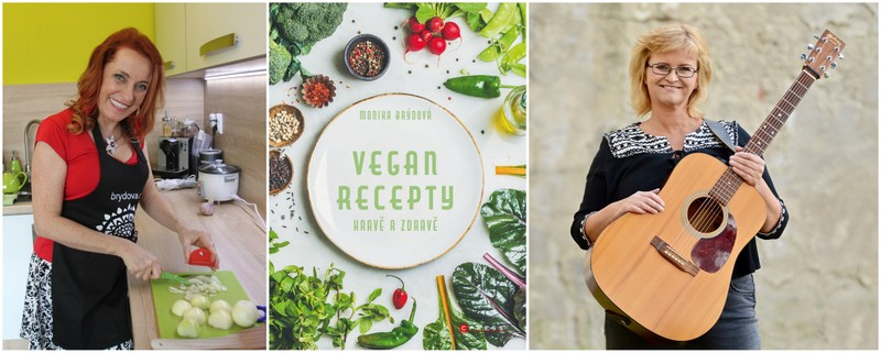 Křest knihy Vegan recepty hravě a zdravě