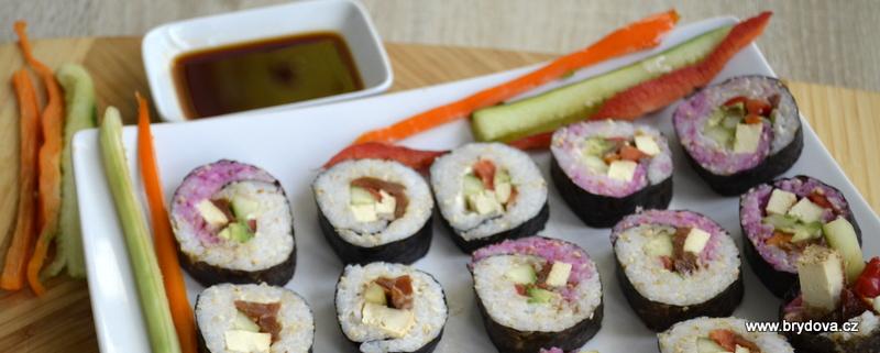 Sushi – videorecept