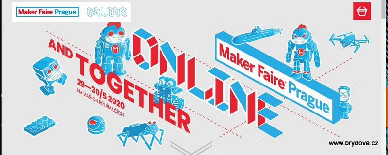 Maker Fair online