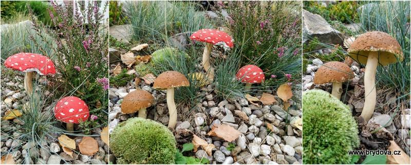 Betonové houby