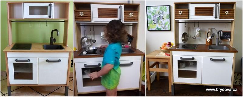 Rekonstrukce Ikea kuchyňky