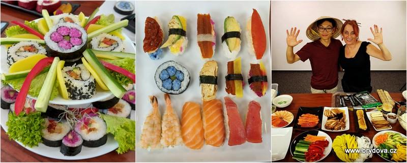 Online sushi kurz