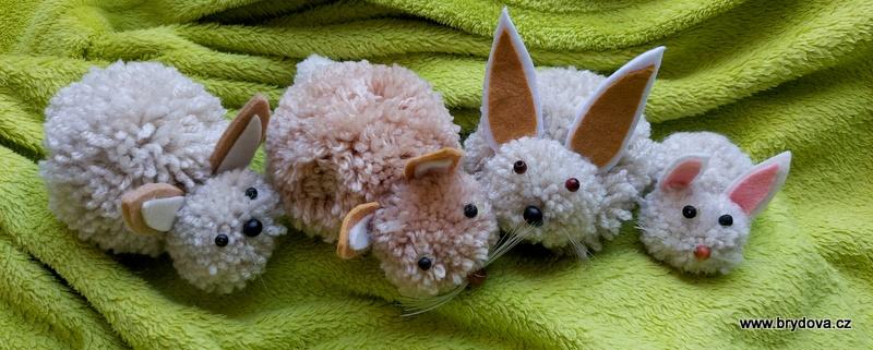 Velikonoční králík či zajíc :-)