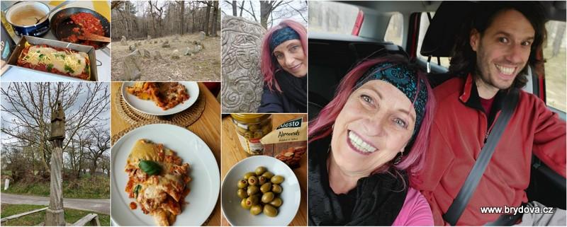 Vlog 97/21 – výletíme a vaříme